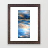 eternity threshold Framed Art Print