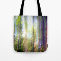Sun Shower In The Fairy … Tote Bag