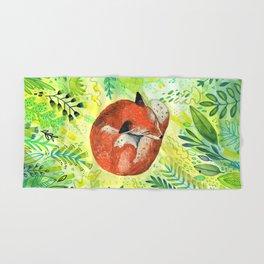 Hand & Bath Towel - Nature's Heart - Sandra Dieckmann