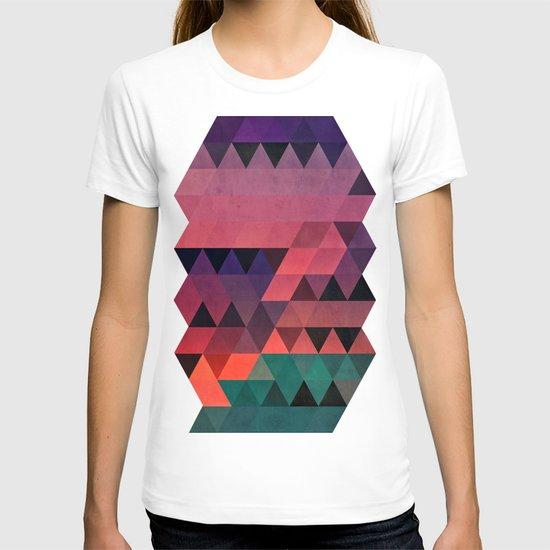 tryy cyty T-shirt