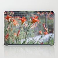 Day Lilies iPad Case