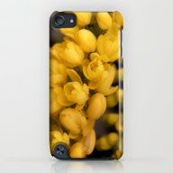 Tiny Yellow Blossoms iPod touch Slim Case