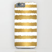 iPhone & iPod Case featuring Earning Her Stripes by Grace Kelly McConnell
