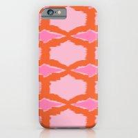 Ikat Diamond iPhone 6 Slim Case