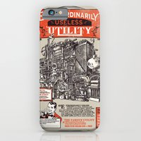 Extraordinarily Useless Utility iPhone 6 Slim Case