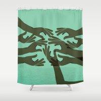 Il sogno di Giovanni Shower Curtain