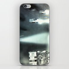 Is this the future I was promised? iPhone & iPod Skin