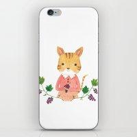 Cat&Grape iPhone & iPod Skin