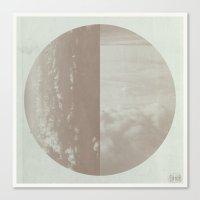 Sky Bound : Four Canvas Print