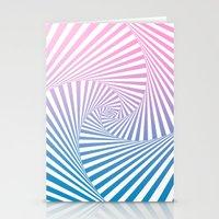 Barika Summer Twista Stationery Cards
