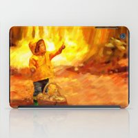 The Little Collector - P… iPad Case