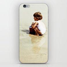 Found in the sea iPhone & iPod Skin