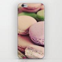 Sweet Macarons iPhone & iPod Skin