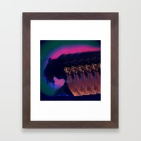 UnkNOWN 5 Framed Art Print