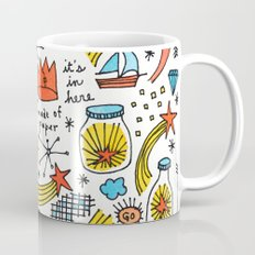 chasing stars and putting them in jars Mug