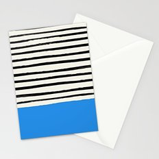 Ocean x Stripes Stationery Cards