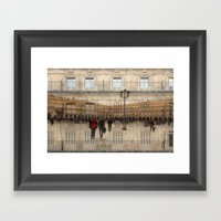 Salamanca 2 Framed Art Print