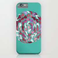 Heart Painting iPhone 6 Slim Case