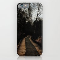 iPhone & iPod Case featuring The Path by mymarianess