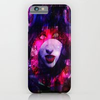 iPhone & iPod Case featuring Atomic Lydia. by echopunk