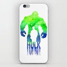 The Hulk  iPhone & iPod Skin