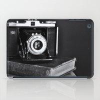 Old Camera, Old Books iPad Case