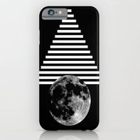 iPhone & iPod Case featuring moon walk by some guy named christian