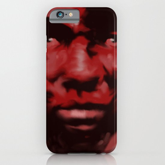 Santi iPhone & iPod Case