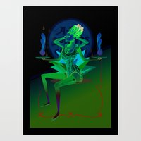 Balances Muse 3.0 Art Print