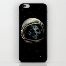 Holy Starman Skull II iPhone & iPod Skin