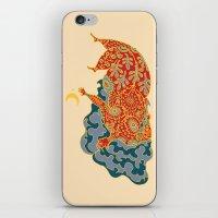 Earth Mother iPhone & iPod Skin