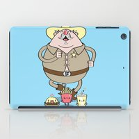 Sherif Fatman And Fast F… iPad Case