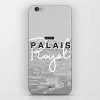 Palais Royal iPhone & iPod Skin