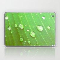 Jungle Drops. Laptop & iPad Skin