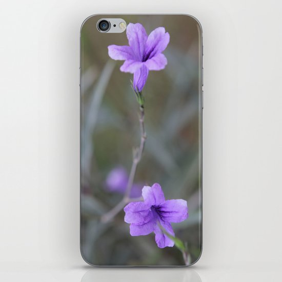 Stop and Look at me ! iPhone & iPod Skin