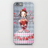 Queenofhearts II. iPhone 6 Slim Case