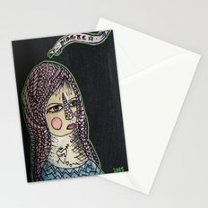 Magic Hair  Stationery Cards