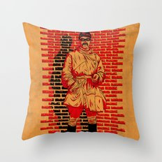 Five minute break!  Throw Pillow
