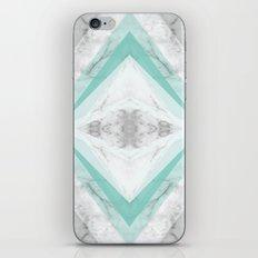 Marble Rhombus iPhone & iPod Skin
