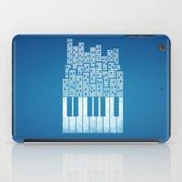 City Of Amp iPad Case