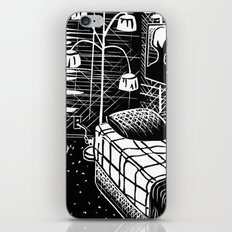 Sunny Vancouver (Combination Cut) iPhone & iPod Skin