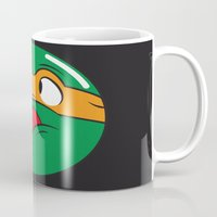 Who Watches The Pizza? Mug