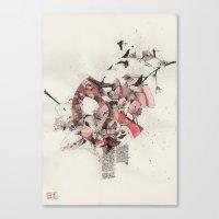 Japan 2 Canvas Print