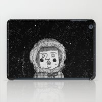 snowgirl iPad Case