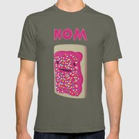 Nom Mens Fitted Tee Lieutenant SMALL