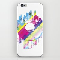 Urban Vinyl V2 iPhone & iPod Skin