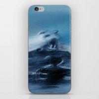 snow cave iPhone & iPod Skin