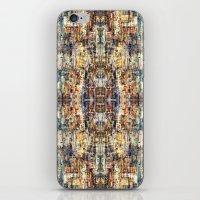 UNTITLED ⁜ ALIGNED #1537 iPhone & iPod Skin