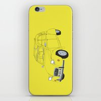 Citroën 2CV iPhone & iPod Skin