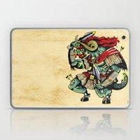 Ganon Laptop & iPad Skin